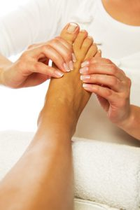 massage und schönheitsbehandlung durch Physiotherapeutin